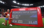 Kỷ lục thế giới tồn tại 26 năm bị phá sâu ở Olympic
