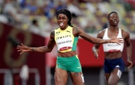 VĐV Jamaica lập kỷ lục khi giành HCV 200 m chạy nữ