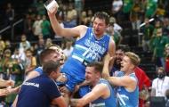 VĐV Slovenia ký hợp đồng 200 triệu USD sau Olympic