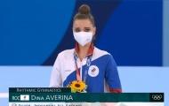 Nữ VĐV Nga khóc khi không thể giành HCV Olympic