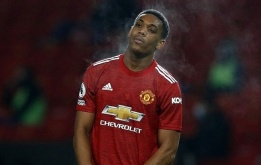 Anthony Martial phải chấp nhận vai trò mới ở Manchester United