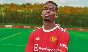 Pogba có động thái bất ngờ trước tin đồn chia tay Man Utd