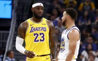 Lịch thi đấu NBA 1/3: 'King James' so tài Curry, Kawhi đối đầu Giannis
