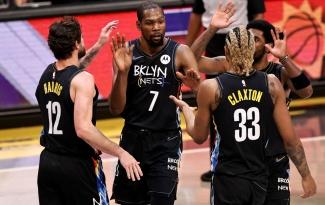 Lịch thi đấu NBA 14/4: Lakers tiếp tục hành trình, Nets quyết tâm trở lại