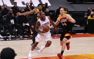 Lịch thi đấu NBA 13/6: Clippers 'phục hận' trước Jazz?