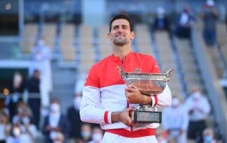 Djokovic đoạt danh hiệu Grand Slam thứ 19