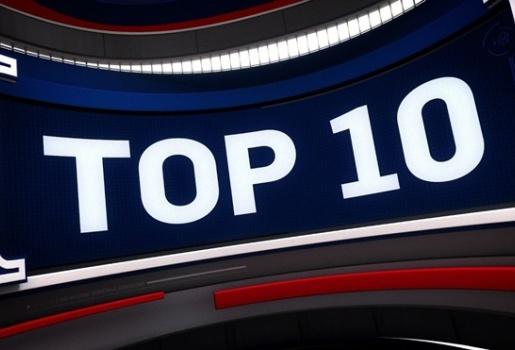 Video top 10 pha bóng ấn tượng nhất NBA Playoffs 2018 ngày 23/04