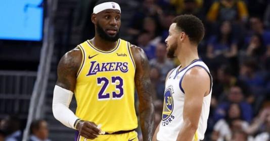 Lịch thi đấu NBA 1/3: King James so tài Curry, Kawhi đối đầu Giannis