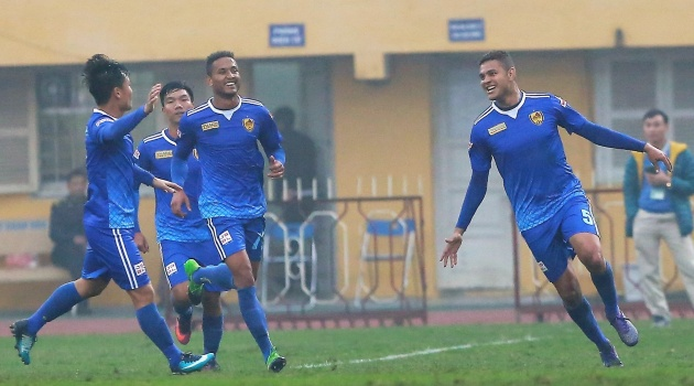 HLV Hoàng Văn Phúc: Quảng Nam không nghĩ đến vô địch V-League 2018