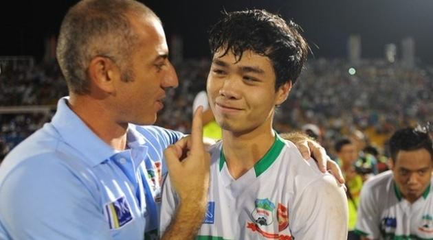 Thầy cũ tin Công Phượng và các đồng đội sẽ sớm vô địch V-League