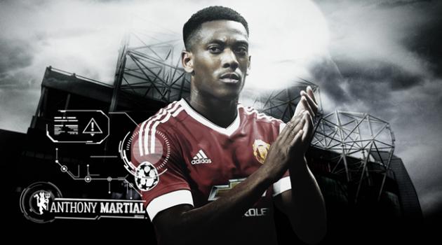 Tròn 3 năm Martial ra mắt MU: Từ Cậu bé vàng đến bông hoa dần lụi tàn ở Old Trafford