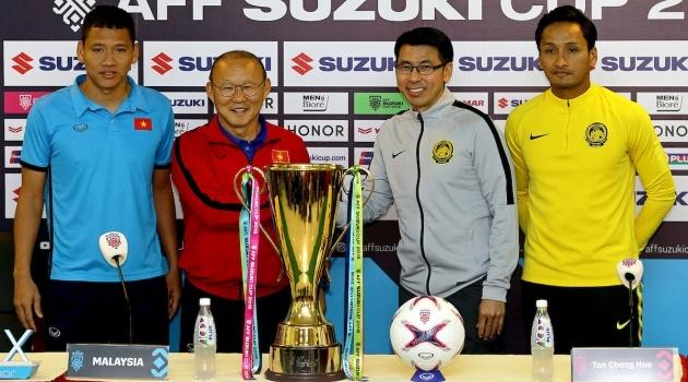 CK lượt về AFF CUP và cái bẫy khó lường cho cả Việt Nam và Malaysia