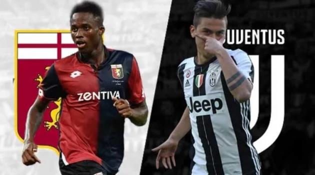 18h30 ngày 17/03, Genoa vs Juventus: Ngày không Ronaldo