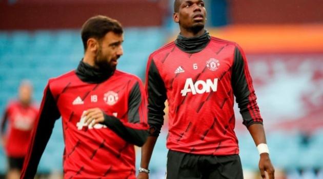 Fernandes có động thái gây bão trước tin đồn Pogba rời M.U