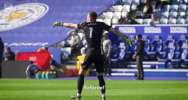 Thủ lĩnh Arsenal hét to, mở ra chiến thắng cho đội nhà