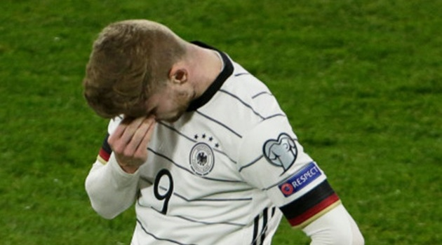 Nhìn Werner chuyển hóa bàn thắng thành cơ hội, Gundogan nói 2 câu