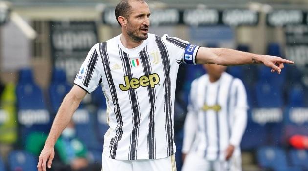 Chiellini: Chúng tôi không cướp bất cứ gì từ Inter
