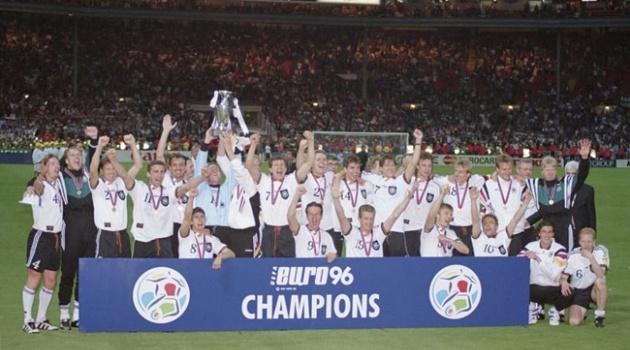 Đội hình bất khả chiến bại của Đức trong lịch sử EURO