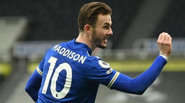 Chuyển nhượng Arsenal: Đã có đáp án cho thương vụ James Maddison