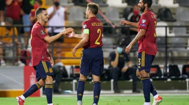 Tây Ban Nha nổi cơn thịnh nộ, xả giận dữ nghiền nát đối thủ