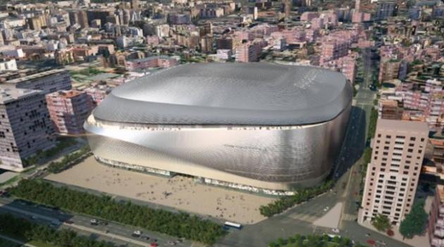Real lên kế hoạch trọng đại cho sân Bernabeu mới