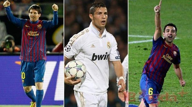 Quả bóng Vàng 2011: Ai xứng đáng được vinh danh?