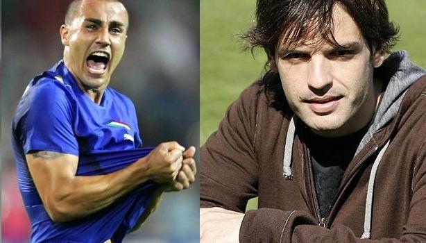 Cannavaro và Morientes cùng thi đấu tại Ấn Độ