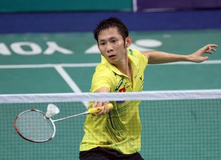 Tiến Minh đánh bại tay vợt số 3 thế giới