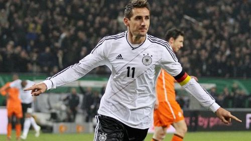 Chuyện về Cỗ xe tăng Đức: Hãy đặt niềm tin vào số 11 - Miroslav Klose