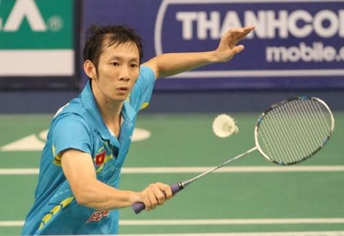 Giải cầu lông Trung Quốc mở rộng: Tiến Minh là hạt giống số 7