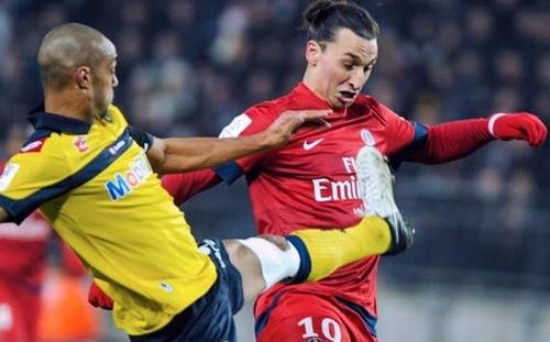 Sochaux (3-2) PSG: Địa chấn tại Bonal