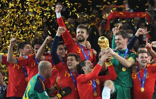 World Cup 2010: Đội tuyển Pháp và vết nhơ Knysna