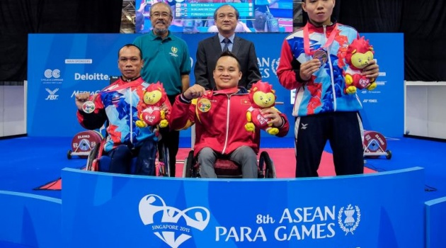 ASEAN Para Games 8: Đoàn Việt Nam xếp thứ 4 chung cuộc