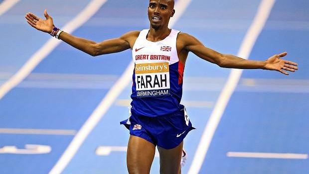 Mo Farah ấn định cuộc đua cuối cùng trong sự nghiệp