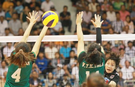 Tứ Xuyên vô địch, VTV Bình Điền LA thua sốc U23 Thái Lan