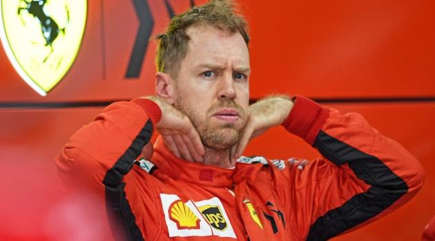Vettel chính thức chia tay Ferrari sau mùa giải 2020