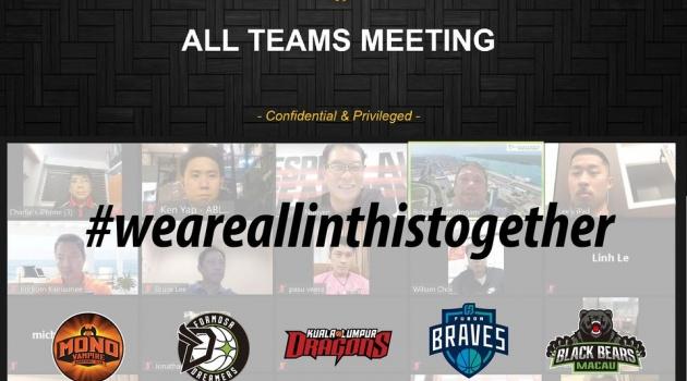 Hé lộ thông tin mới, ABL 11 sẽ được tổ chức với sự tham gia của Saigon Heat?