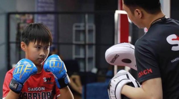 Trẻ em có nên tập võ thuật từ nhỏ không?