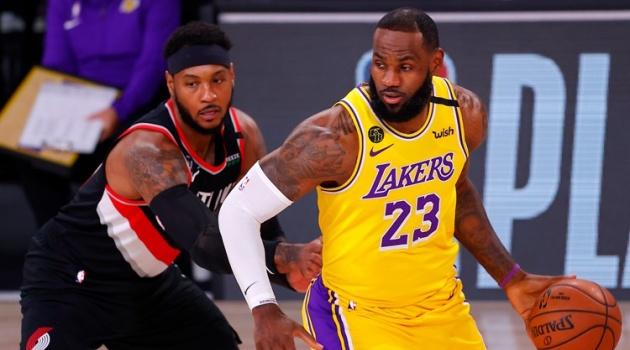 Lịch thi đấu NBA 17/5: Lakers - Blazers và cuộc đua quyết định