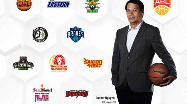 Chính thức! Sếp lớn Saigon Heat giữ chức vụ cao trong ABL