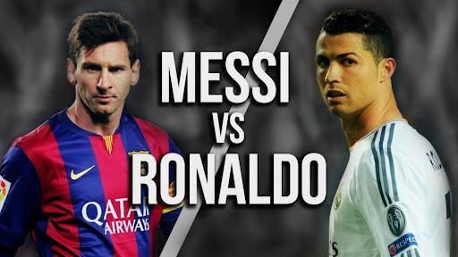 Messi và Ronaldo ai giỏi hơn?