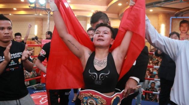 Võ sĩ Việt Nam tranh đai WBO vào tháng 10